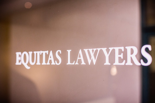 Equitas Lawyers - our story